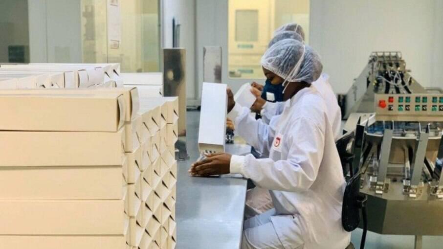 Laboratório Químico-Farmacêutico do Exército atuou em produção de cloroquina