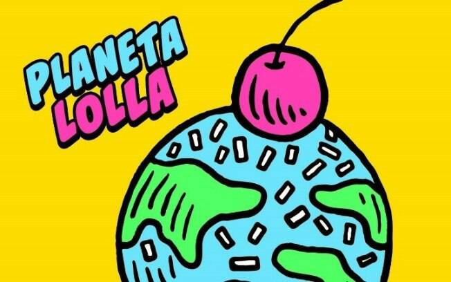Planeta Lolla, iniciativa de sustentabilidade