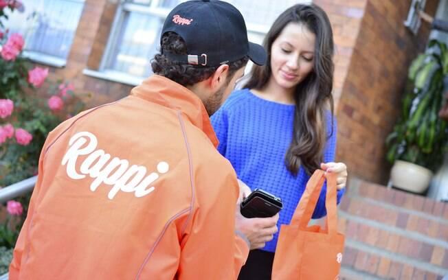 Preços do Rappi são os mesmos das lojas e as entregas para algumas categorias são feitas em 60 minutos