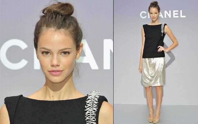 Laura Neiva: nova embaixadora da Chanel. Chique!