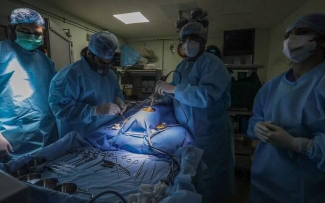 'Chegou com sinais de necrose no rosto', relata médico sobre diabético que morreu com mucormicose