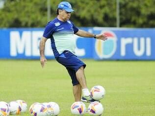 Força máxima.  Marcelo promete escalar hoje, contra o Boa, o mesmo time que fará a estreia na Libertadores, na próxima quarta-feira