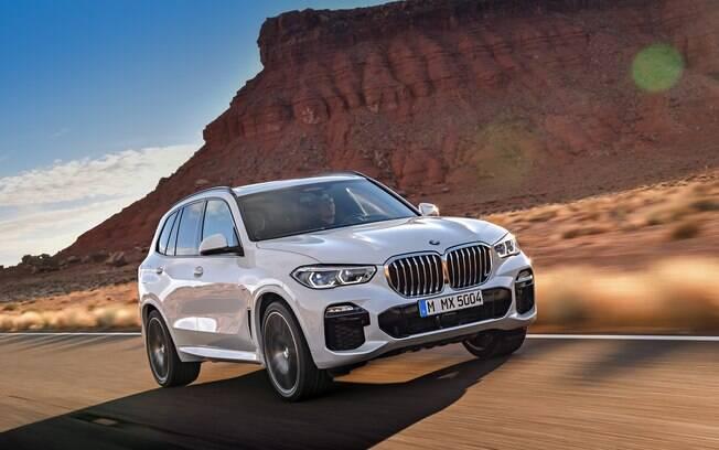 Novo BMW X5: SUV mais antigo da marca lançado no Brasil será o modelo que vai estrear alguns equipamentos