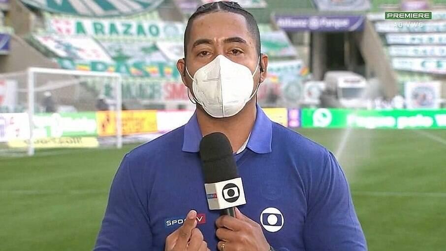 Luiz Teixeira relata racismo