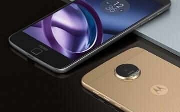 Moto Z oferece módulos para melhorar câmera, som e bateria