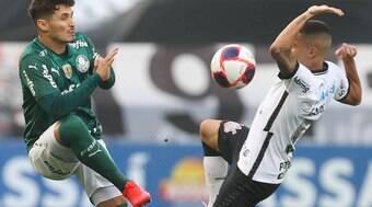 Ganhe dinheiro apostando em Palmeiras x Corinthians
