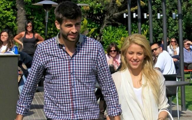 Shakira e Gerard Piqué