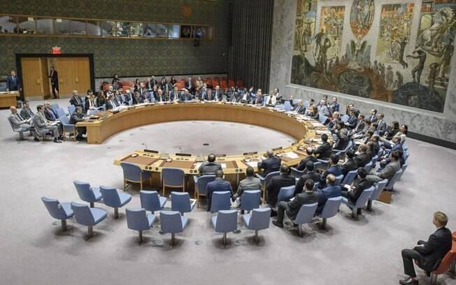 EUA, França e Reino Unido são membros permanentes do Conselho de Segurança da ONU que solicitaram a reunião