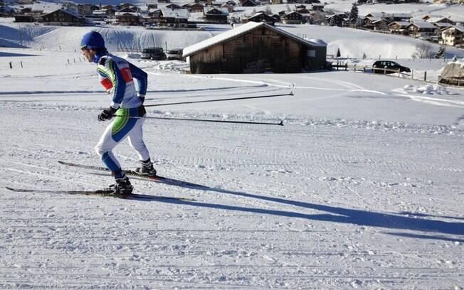 Na estreia olímpica, em Vancouver 2010,  Ribela ficou apenas na 90º colocação