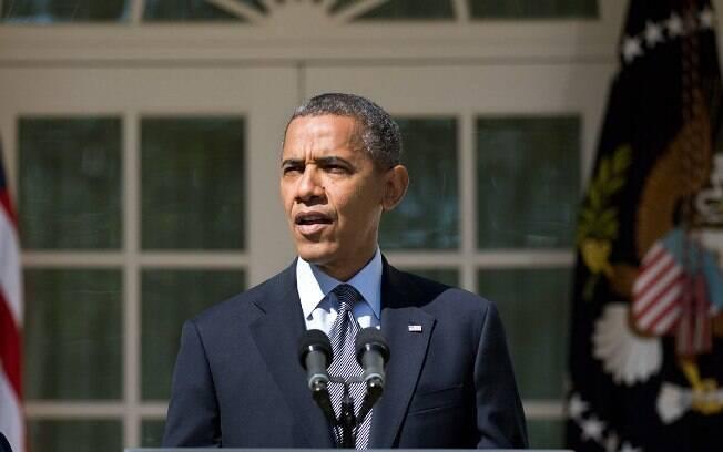 Obama foi o primeiro presidente negro eleito nos EUA