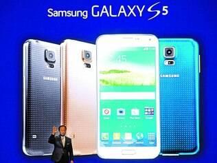 Apresentação.  Smartphone foi exibido pela primeira vez nesta semana, durante World Mobile Congress, em Barcelona