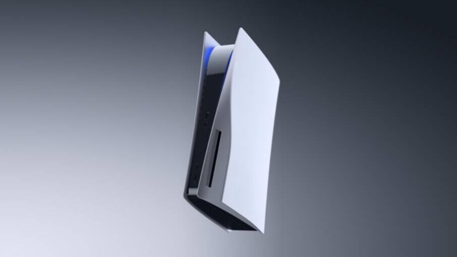 PS5 ganha versão atualizada