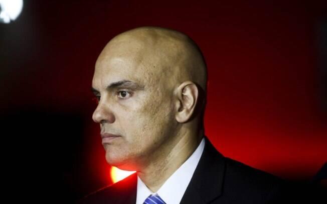 Ministro da Justiça, Alexandre de Moraes, participou de seminário sobre corrupção e lavagem de dinheiro em São Paulo