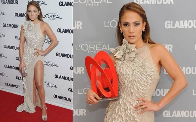 Jennifer Lopez foi eleita a