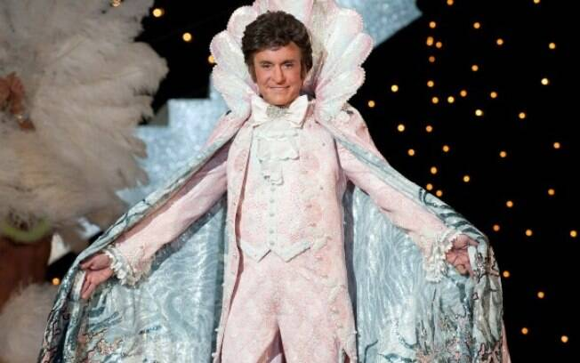 O Liberace de Michael Douglas tinha todas as cores do personagem real