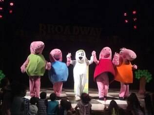 Peppa Pig World e sua turma