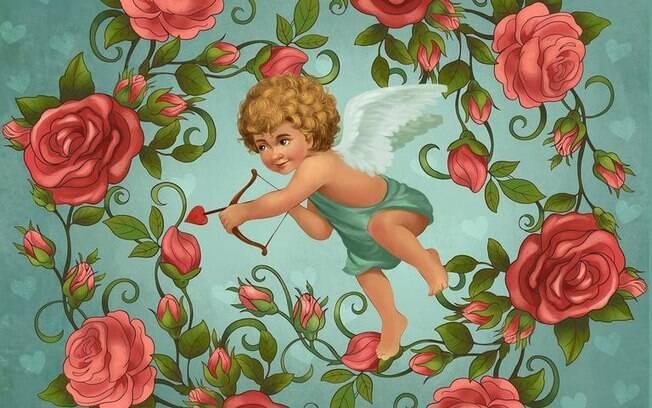 Pea ajuda do Cupido para encontrar um amor at o fim do ano