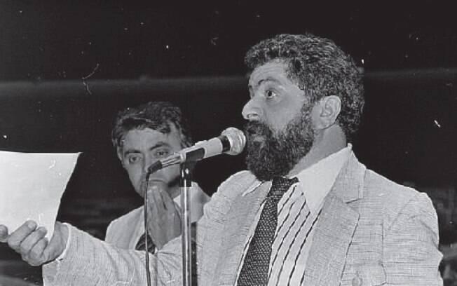 Lula ficou no gabinete 825 durante todo o período em que foi deputado federal