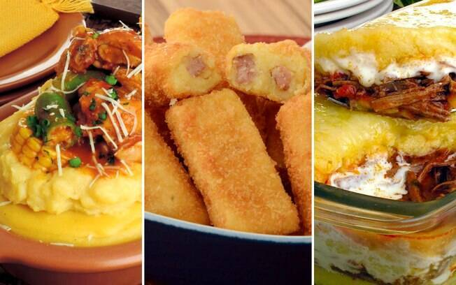 5 receitas deliciosas com polenta para você revolucionar sua cozinha