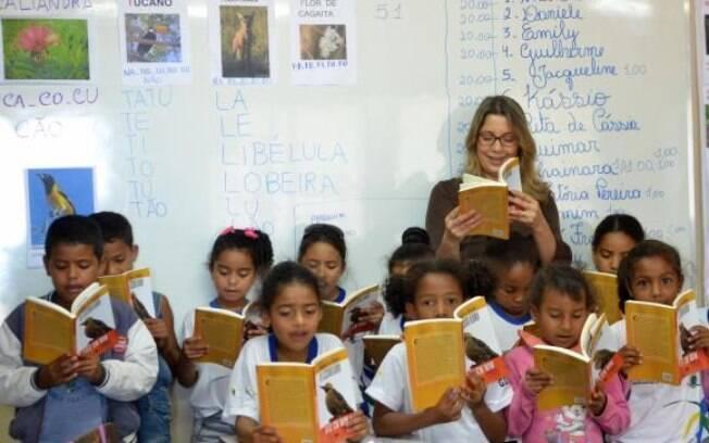 Índice de alunos com nível insuficiente de leitura em 2016 correspondia a 54,73%