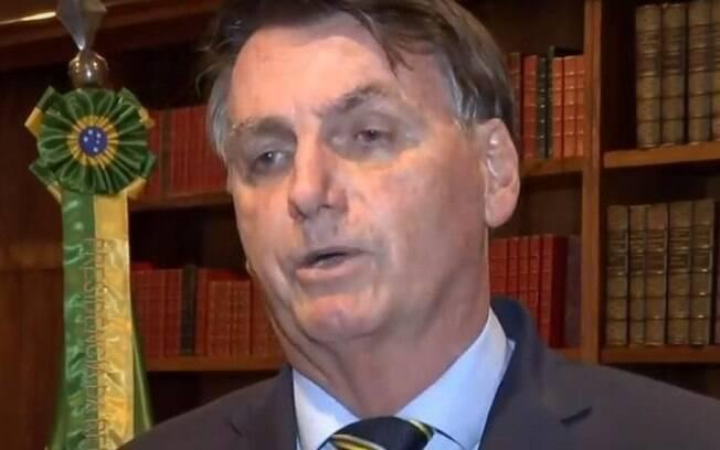 Bolsonaro ataca governadores em reunião ministerial