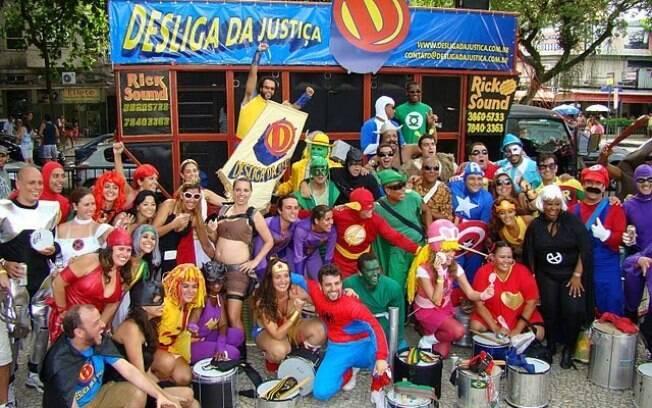 Resultado de imagem para carnaval dos herois