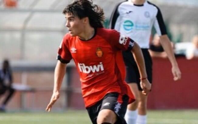 Luka Romero é comparado a Messi