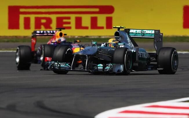 GP da Inglaterra de F1