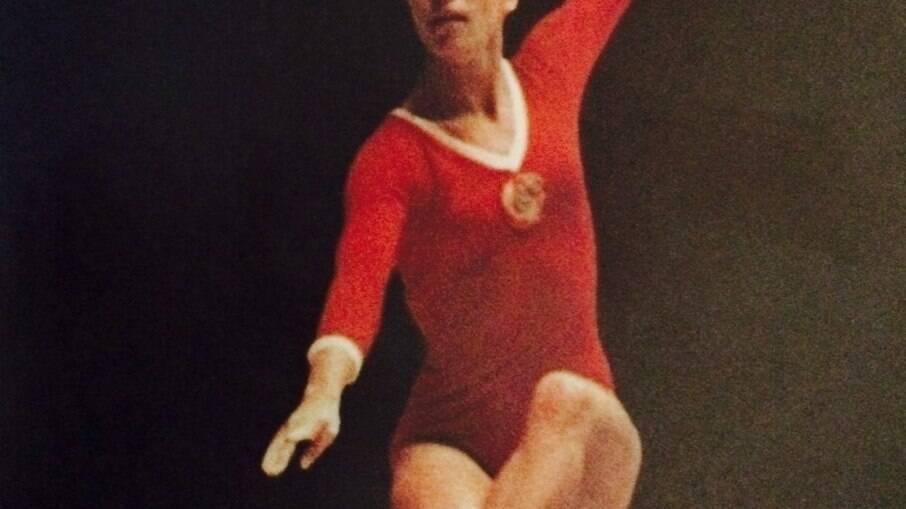 Larisa Latynina nas Olimpíadas