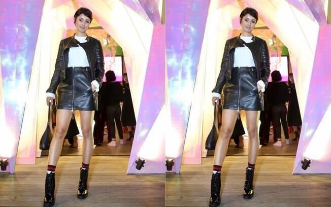 De total Black à poa: famosas arrasam na moda com looks modernos