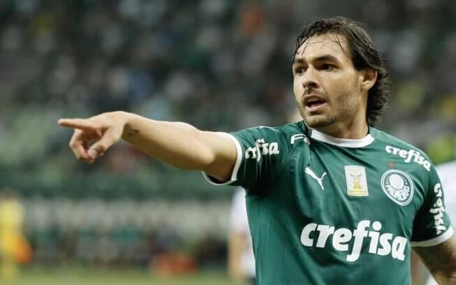 Ricardo Goulart no Palmeiras