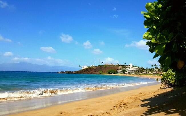 Helicóptero desapareceu na costa do Havaí.