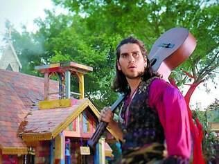 Música. No folhetim de Luiz Fernando Carvalho, Gabriel interpreta um violeiro andarilho e sedutor