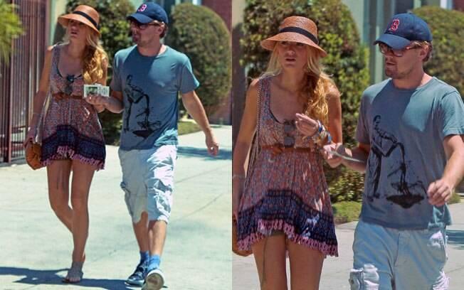 Leonardo DiCaprio e Blake Lively terminam o namoro