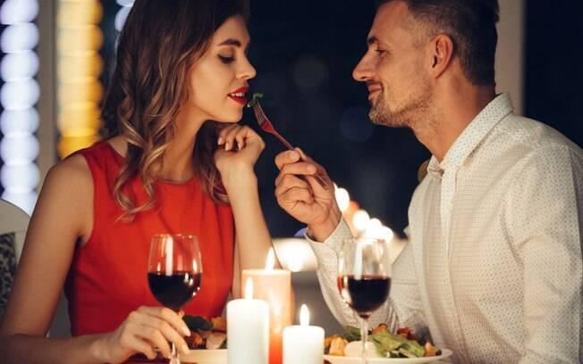 O taurino dá um banquete completo no relacionamento