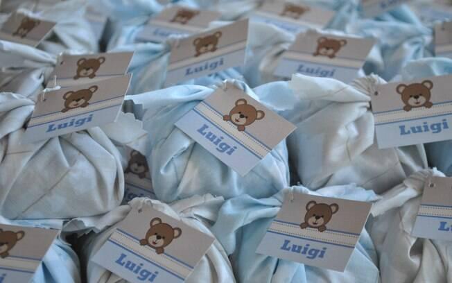 110 Lembrancinhas De Maternidade Comestíveis Filhos Ig