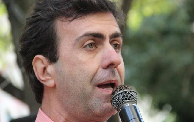 Deputado da oposição, Marcelo Freixo defendeu Bolsonaro de acusações levianas
