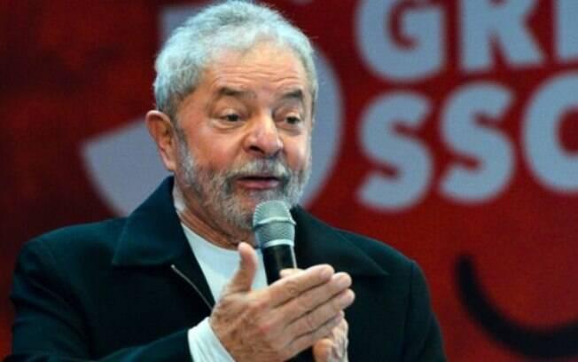 O ex-presidente Lula é um dos investigados do segundo inquérito da Operação Zelotes