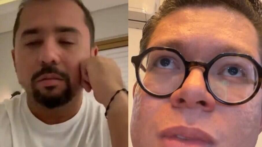 Xand Avião se pronuncia após agressão de DJ Ivis à esposa
