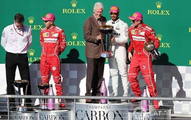 Hamilton foi o último vencedor do GP dos EUA, em Austin, no Texas. Possível mudança para Miami será em 2019