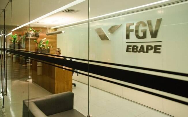 Escola Brasileira de Administração Pública e de Empresas (FGV/EBAPE), no Rio de Janeiro. Foto: FGV/Divulgação