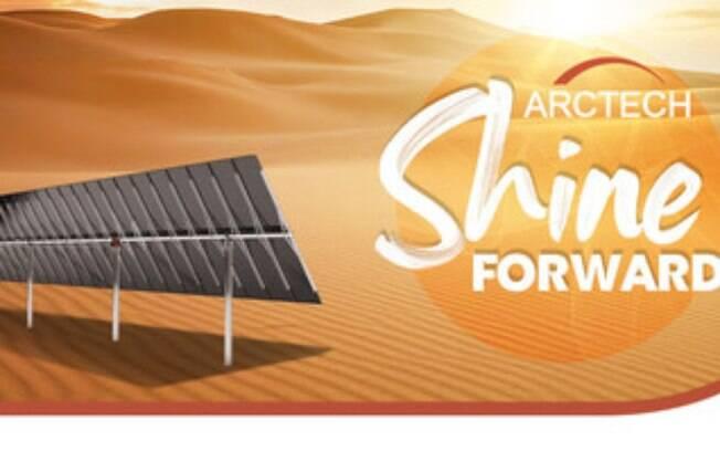 Fabricante de rastreadores solares Arctech entra em uma nova era com uma reformulação da marca