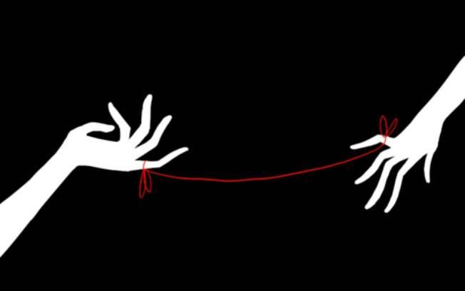 Resultado de imagem para o amor por um fio