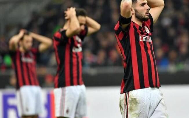 Milan não vai poder participar de torneios da Uefa por duas temporadas