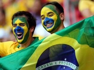 Torcida brasileira está confiante na conquista do hexa