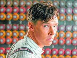 Papel.Benedict Cumberbatch faz o papel do matemático Alan Turing, que liderou esforços para quebrar código nazista