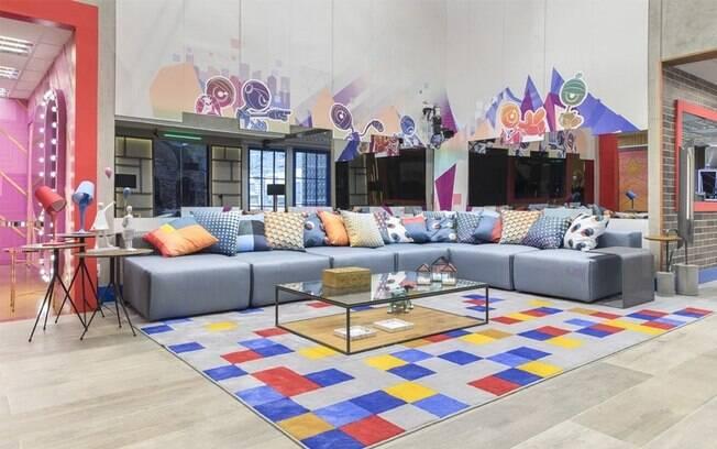 Casa do BBB21: confira as mudanças na decoração do confinamento