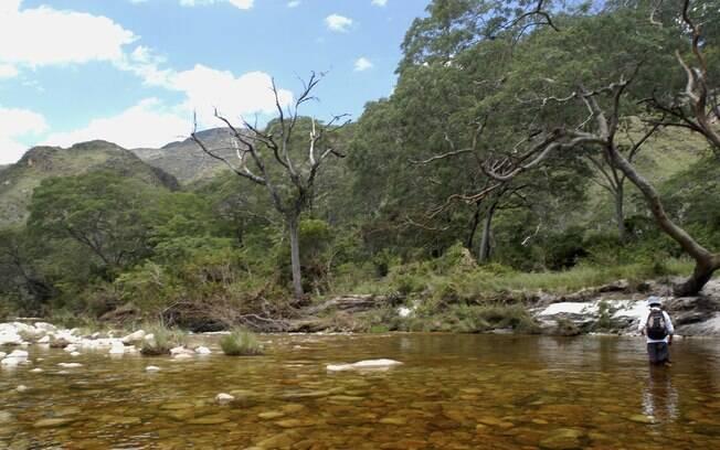 Trekking na Serra do Cipó