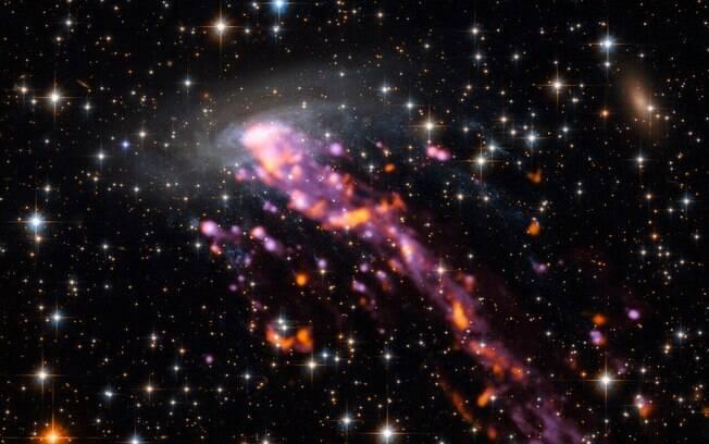 água-viva cósmica