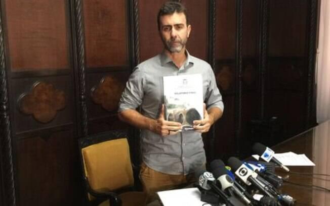 Marcelo Freixo falou sobre os riscos de vida que corre e criticou suspeitas levantadas sobre assassinato de Marielle Franco